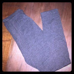 Charcoal leggings!